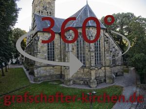Die Evangelisch Reformierte Kirche Schüttorf bei grafschafter-kirchen.de